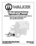 Operator's Manual (6618-1)
