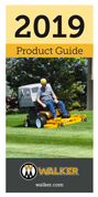 Walker Product Guide Cover