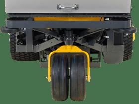 Dual Tail Wheel