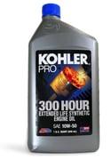 Kohler SAE 10W-50 Oil 1 U.S. Quart (946 mL)