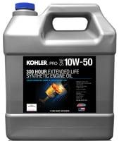 Kohler SAE 10W-50 Oil 5 U.S. Quart (4,730 mL)
