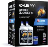 Kohler PRO Oil Change Kit 2 Quarts Oil + Oil Filter