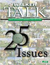 Walker Talk Vol. 25
