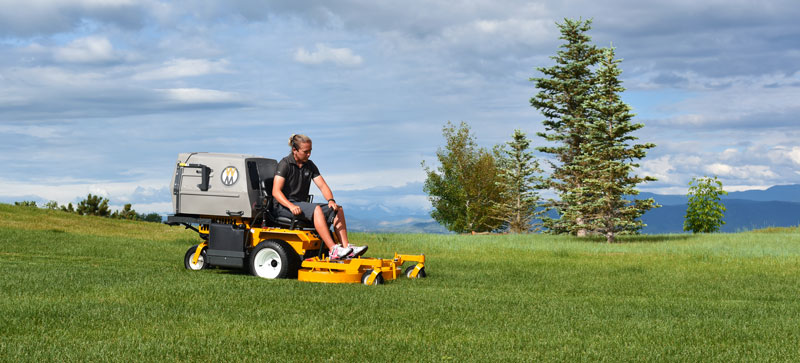 One Mower, Many Conditions