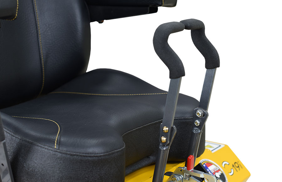 steering lever extensions