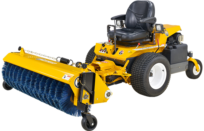 60 Inch Rotary Broom Implement
