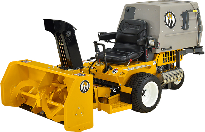 42 Inch Two-Stage Implement Snowblower