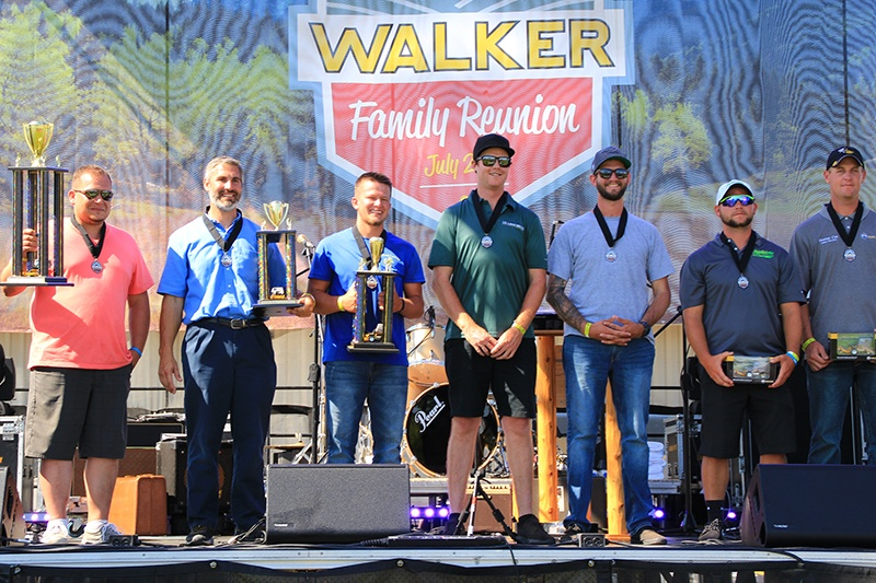 The 2018 Walker Mowers Family Reunion