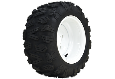18x8.5-10 at tire front right