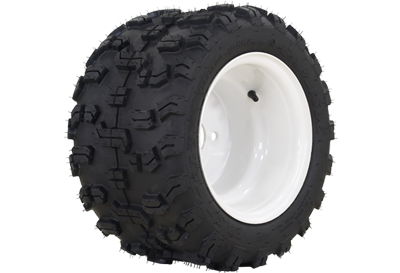 All Terrain Drive Tire Front Left