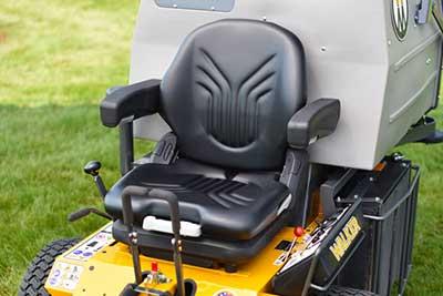 Suspension Seat Action 001