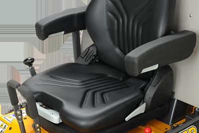 Suspension Seat Front Left