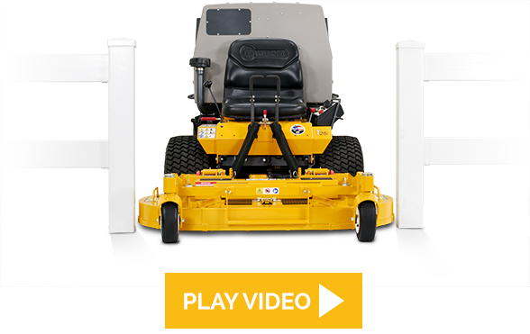 Compact Gate Tractor