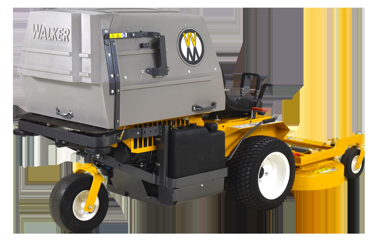 The Walker Model C19i Commercial Lawn Mower