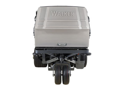 Walker T27i Commemorative Rear