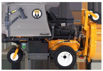 The Walker Model T30i Commercial Lawn Mower
