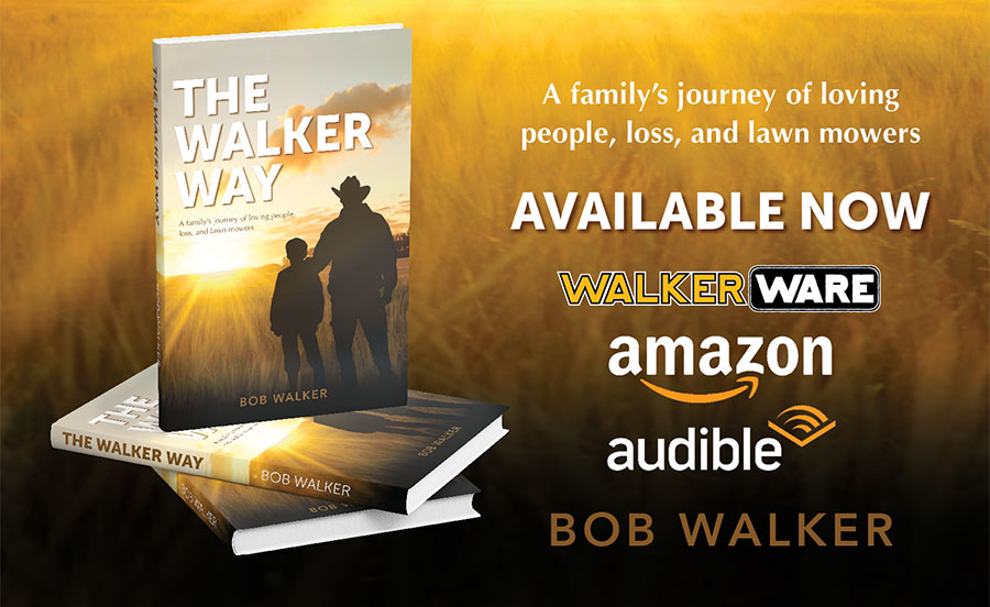 The Walker Way - Available Now